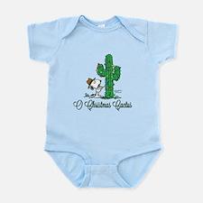 O Christmas Cactus Infant Bodysuit