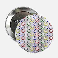 """Unique Bingo 2.25"""" Button"""
