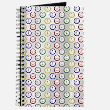 Bingo Balls Light Journal