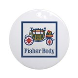 Fisher body Ornaments