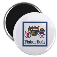 Fisher Body Magnet