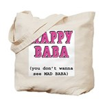Happy Baba... Tote Bag