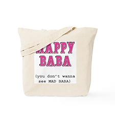 Happy Baba... Tote Bag