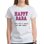 Happy Baba... Women's T-Shirt