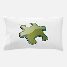 Puzzle Piece Pillow Case