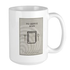To Serve Man Mug