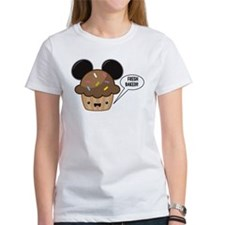 Women's Basic T-Shirt (white)