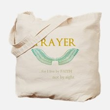 OYOOS Prayer Wing design Tote Bag