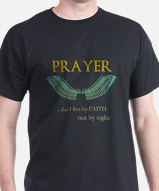 OYOOS Prayer Wing design T-Shirt