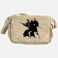 Cute Badass Messenger Bag