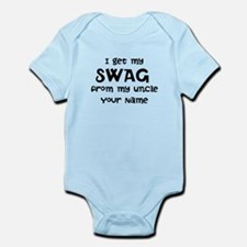 I Get My Swag From My Uncle Body Suit