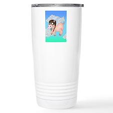 Flying Piggy Travel Mug