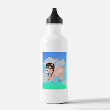 Flying Piggy Water Bottle