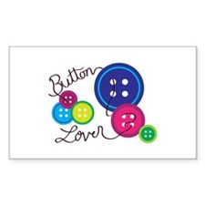 Button Lover Decal