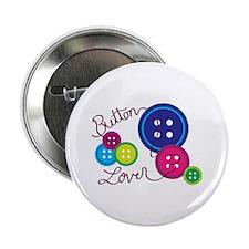 """Button Lover 2.25"""" Button"""