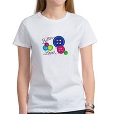 Button Lover T-Shirt