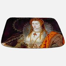 Queen Elizabeth I Bathmat