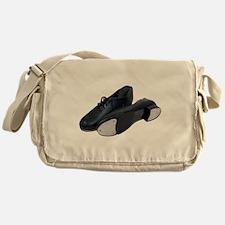 TapShoes012511.png Messenger Bag
