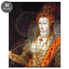 Queen Elizabeth I Puzzle