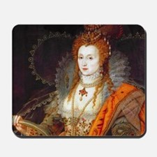 Queen Elizabeth I Mousepad