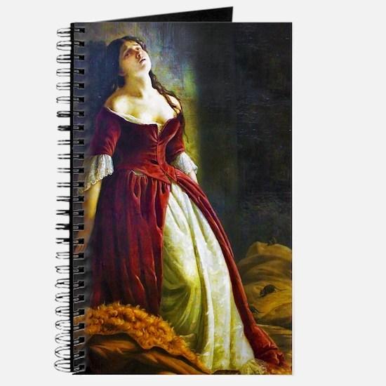 Flavitsky - Princess Tarakanova Journal