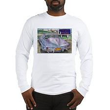 Funny Corvetter Long Sleeve T-Shirt
