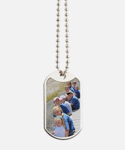 Add your Vertical Photo Dog Tags