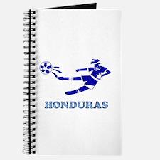 Honduras Soccer Player Journal