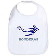 Honduras Soccer Player Bib