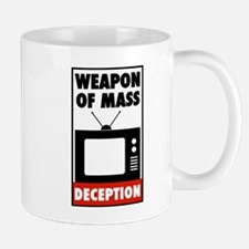 TV - Weapon of Mass Deception Mugs