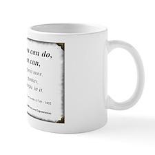 (Success - Goethe - A) Mug