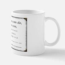 (Success - Goethe - A) Small Small Mug