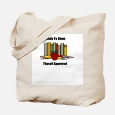 Study To Show Thyself Approved Tote Bag