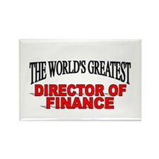"""""""The World's Greatest Director of Finance"""" Rectang"""