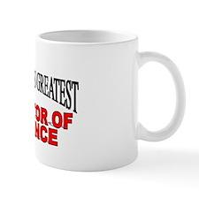 """The World's Greatest Director of Finance"" Mug"
