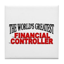 """The World's Greatest Financial Controller"" Tile C"