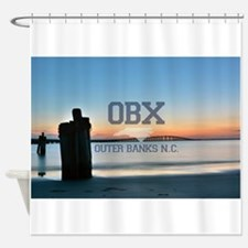 Outer Banks. Shower Curtain