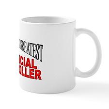 """The World's Greatest Financial Controller"" Mug"