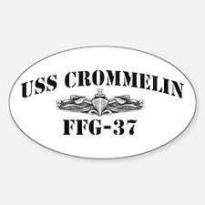 USS CROMMELIN Decal