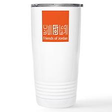 Friends Of Jordan Travel Mug