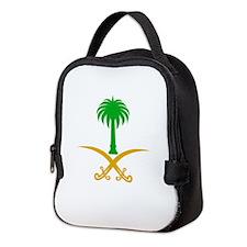 Cute Men's Neoprene Lunch Bag