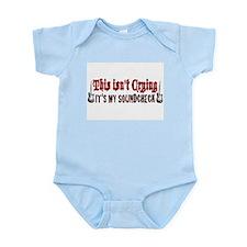 Crying Soundcheck Infant Bodysuit