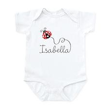 Ladybug Isabella Infant Bodysuit