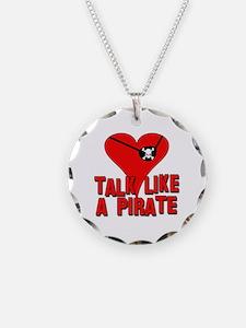 TALK LIKE A PIRATE Necklace