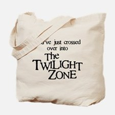Into The Twilight Zone Tote Bag