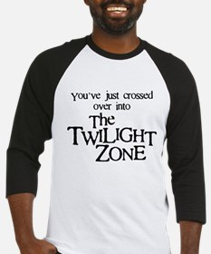 Into The Twilight Zone Baseball Jersey