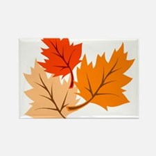 Fall Leaves Magnets
