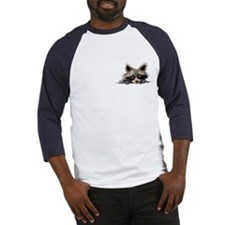 Pocket Raccoon Baseball Jersey