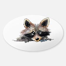 Pocket Raccoon Decal