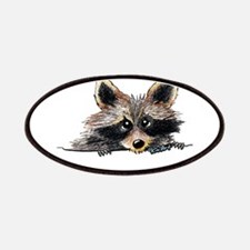 Pocket Raccoon Patches